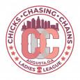 Chicks Chasing Chains- Augusta logo