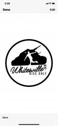Whitesville winter league logo