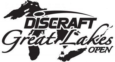 2019 Great Lakes Open presented by DISCRAFT logo