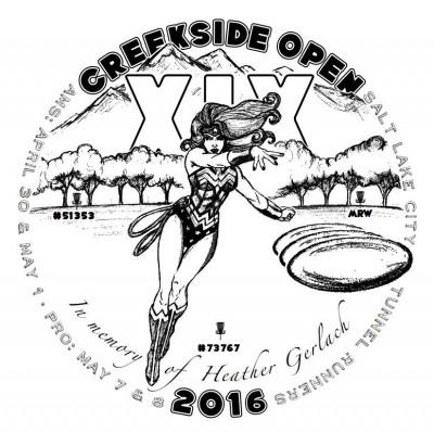 Creekside Open XIX Am Weekend logo