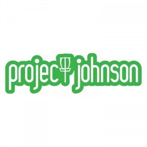 Project Johnson Sponsored by GR Hobby & Disc Golf logo