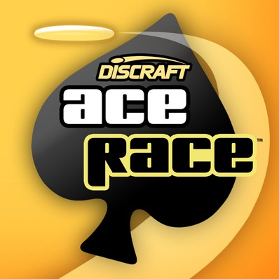 CSU Disc Golf Club's Ace Race logo