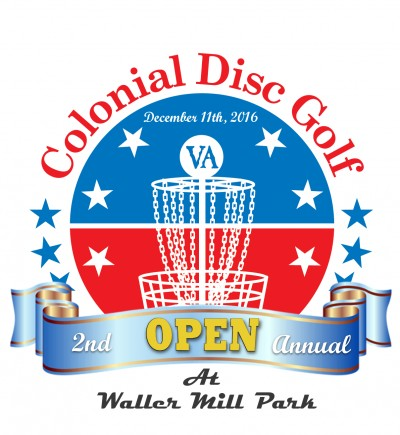 2nd Annual Colonial Open logo