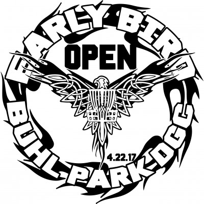 Early Bird Open 2017 logo