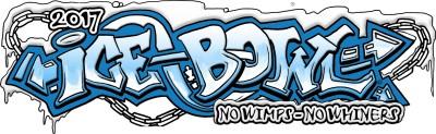 2017 PFDS Ice Bowl (PDGA C-Tier) Fundraiser logo