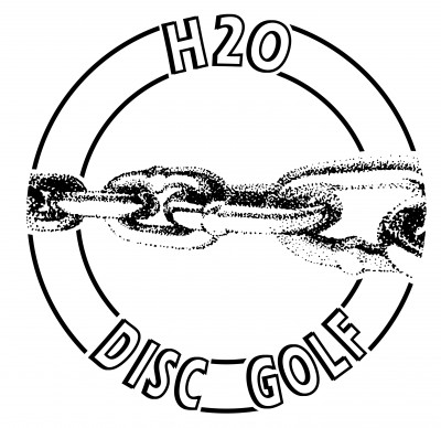 H2O Disc Golf - July Monthly - 2020 logo