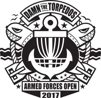 .Armed Forces Open. logo
