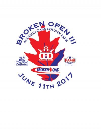 Broken Open III logo