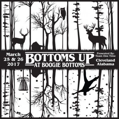 Bottoms Up at Boogie Bottoms logo