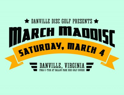 March Maddisc logo