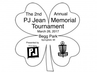 The 2nd Annual PJ Jean Memorial logo