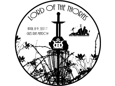 Lord of the Thorns II - MA1 and PRO logo