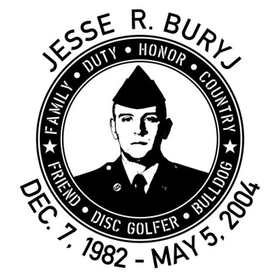3rd Annual Jeese Buryj Memorial Open logo