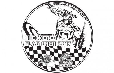 28th Checkered Flag Open - All PRO Divisions & MA2 logo