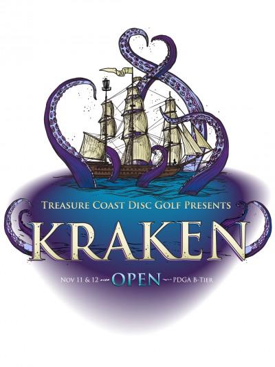 2017 Kraken Open logo