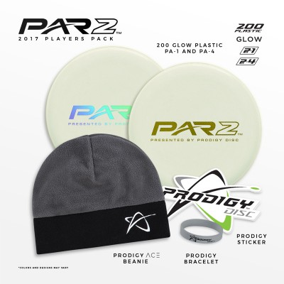 PAR2 Event Presented By Prodigy Disc & Omar Lozano logo
