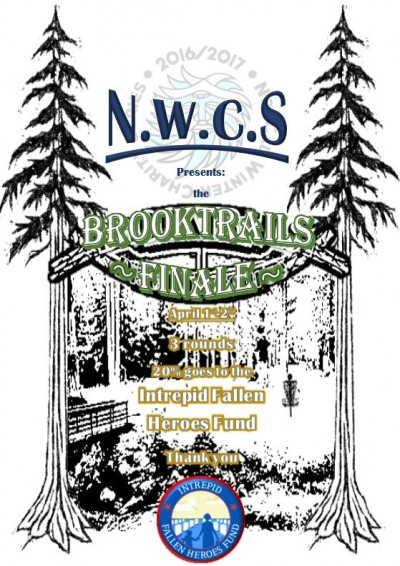 N.W.C.S. presents: The Brooktrails Finale logo