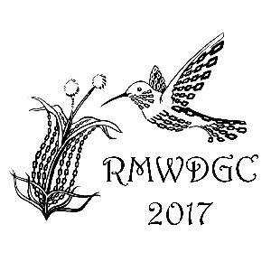 Rocky Mountain Women's Disc Golf Championships Presented by Dynamic Discs logo