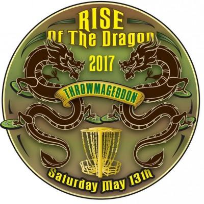 Throwmageddon - Rise of the Dragon logo