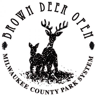 9th Annual Brown Deer Open logo