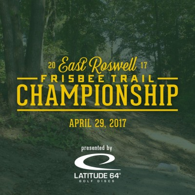 East Roswell Frisbee Trail Championship Presented By Latitude 64 logo