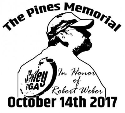 The Pines Memorial 2017 logo