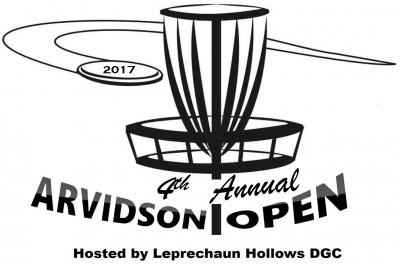 Arvidson Open logo