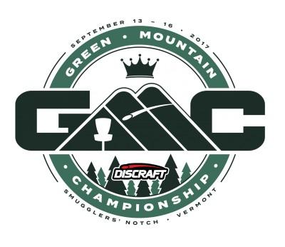 Discraft's Green Mountain Championship at Smugglers' Notch Resort logo