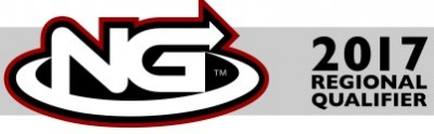 Region 1: Auburn ME Next Generation Disc Golf Series Qualifier logo