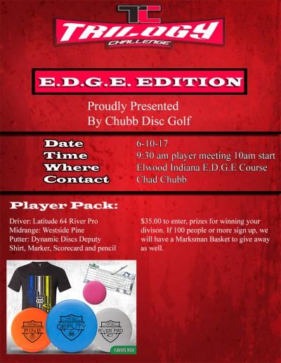 EDGE Trilogy Challenge logo