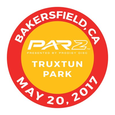 PAR2 Challenge Presented By Prodigy Disc (Bakersfield) logo