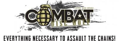 2017 Urban Combat logo