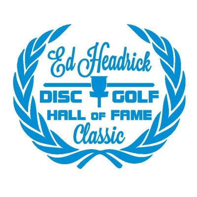 Ed Headrick Disc Golf Hall of Fame Classic presented by ProActive Sports Disc Golf - A Tier logo