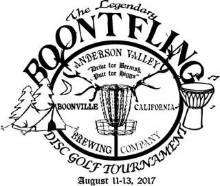 The Legendary BoontFling 2017 logo