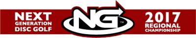 Next Generation Disc Golf Region 8: Regional Championship logo