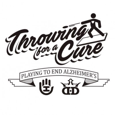 Throwing for a Cure logo