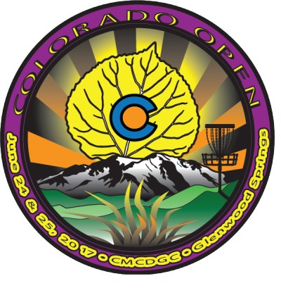 The Colorado Open logo