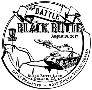 North Valley Series: Battle of Black Butte presented by DGA logo