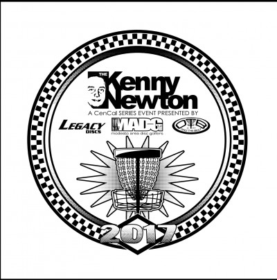 The Kenny Newton 2017 -  Part of the CenCal series presented by Legacy Discs logo