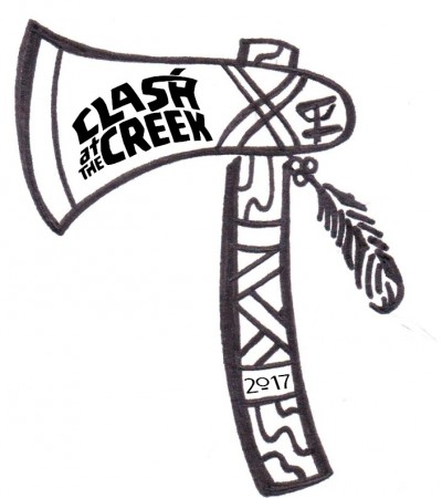 Clash at the Creek logo