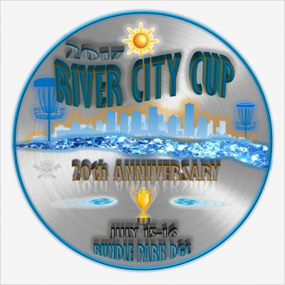River City Cup - 20th Anniversary logo