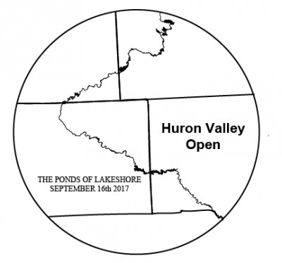 Huron Valley Open logo