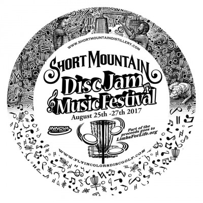 4th Annual Short Mountain Disc Jam Presented by Innova logo
