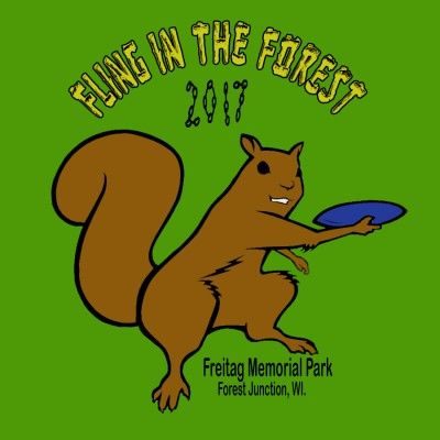 Fling in the Forest logo