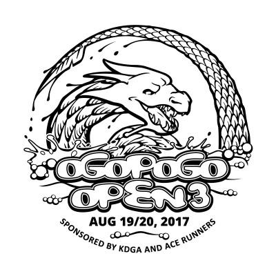 Ogopogo Open 3 logo