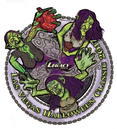 Las Vegas Halloween Classic Presented by Legacy Discs logo