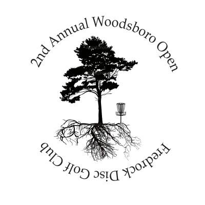 Woodsboro Open logo