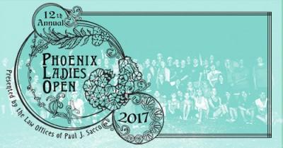 12th Annual Phoenix Ladies Open logo