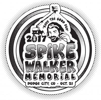 2017 SPIKE MEMORIAL logo