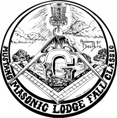 Mustang Masonic Lodge Fall Classic logo